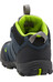 Keen Oakridge Mid WP Shoes Kids Midnight Navy/Macaw